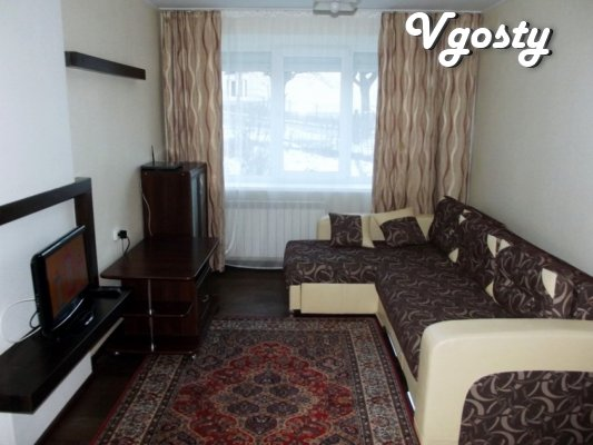 One-bedroom apartments in the center of resort - Apartments for daily rent from owners - Vgosty