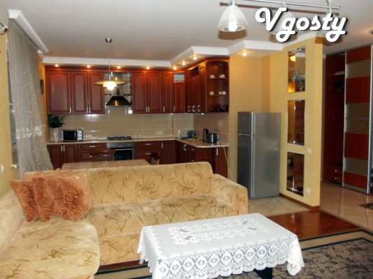 Elitny bedroom apartment in the center of Truskavets - Apartments for daily rent from owners - Vgosty