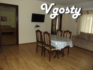 "Vip-apartment in the city center near the sanatorium ""Spring"" - Apartments for daily rent from owners - Vgosty"