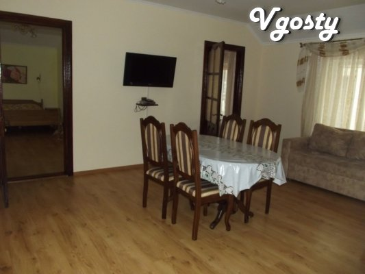 """Vip-apartment in the city center near the sanatorium """"Spring"""" - Apartments for daily rent from owners - Vgosty"""