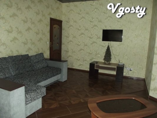 One-bedroom apartment near elitny Rink in the new building - Apartments for daily rent from owners - Vgosty