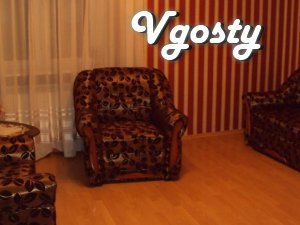Truskavets apartment for rent - Apartments for daily rent from owners - Vgosty