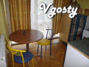 Live at home! - Apartments for daily rent from owners - Vgosty