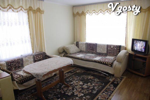 apartment for rent Uman - center 5 minutes, Sofievka - 15 min, Wi-Fi - Apartments for daily rent from owners - Vgosty