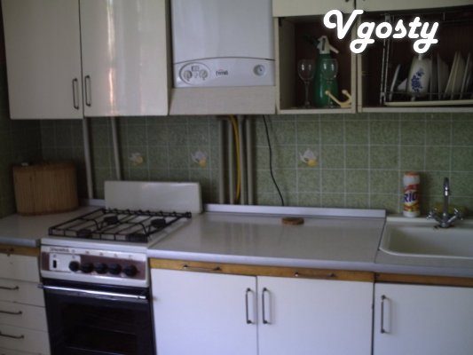 Rent in the center of Feodosia - Apartments for daily rent from owners - Vgosty