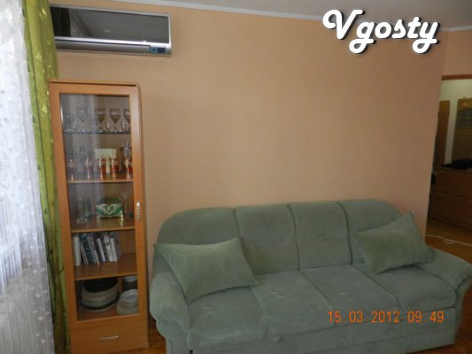 Cozy and clean apartment - Apartments for daily rent from owners - Vgosty