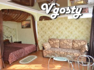 Daily / Hourly LUXURY apartment in the center (Owner) - Apartments for daily rent from owners - Vgosty