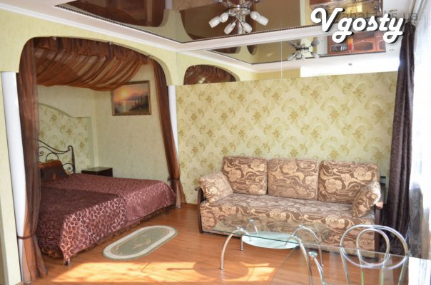 Подобово / Погодинно Квартира в Центрі ЛЮКС (Власник) - Квартири подобово без посередників - Vgosty