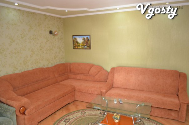 For rent apartment LUX, center, owner of - Apartments for daily rent from owners - Vgosty