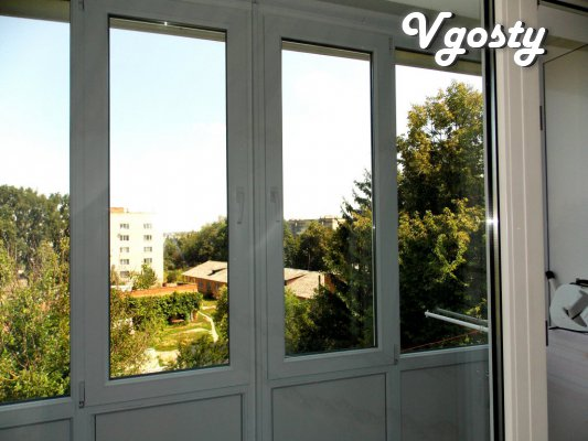 Rent 2-room apartment in the resort near Khmilnyk Radon - Apartments for daily rent from owners - Vgosty