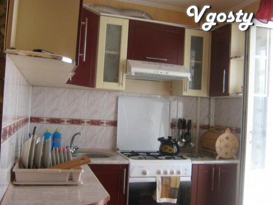 1 komn. apartment for rent Khmelnik - Apartments for daily rent from owners - Vgosty