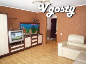 VIP class apartment - Apartments for daily rent from owners - Vgosty