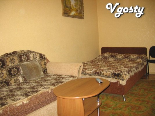 Apartment for Sedova.Svoya.Lyuks. - Apartments for daily rent from owners - Vgosty