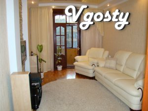 in the heart! - Apartments for daily rent from owners - Vgosty
