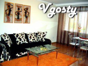 2 komn.kv. Designer renovation - Apartments for daily rent from owners - Vgosty