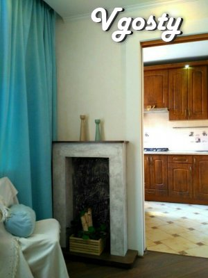 Studio comfortable clean apartment in the center - Apartments for daily rent from owners - Vgosty