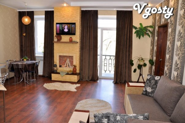 2-room studio with separate bedroom in the historical center - Apartments for daily rent from owners - Vgosty