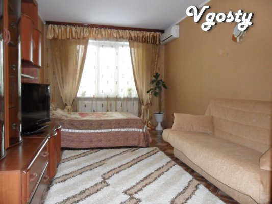 Hourly, daily apartment in the center with Wi-Fi - Apartments for daily rent from owners - Vgosty