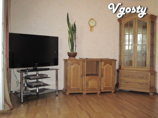Daily three-square-pa with Wi-Fi - Apartments for daily rent from owners - Vgosty