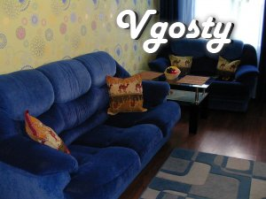 Apartments for rent, center, Chernigov - Apartments for daily rent from owners - Vgosty