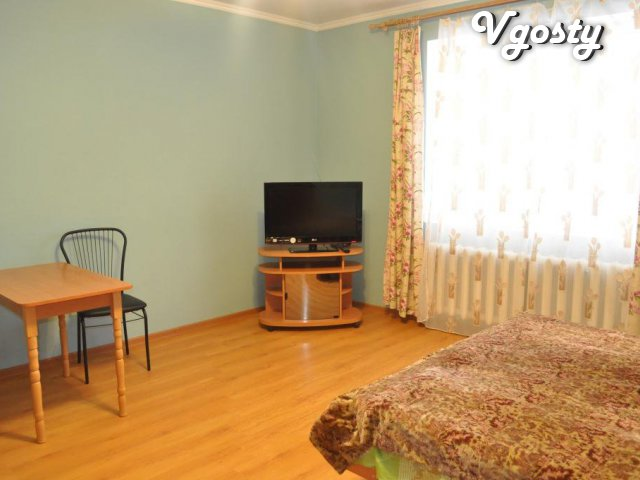 3 com. in osobnyake.Avtomesto - Apartments for daily rent from owners - Vgosty