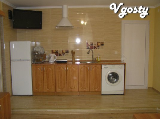 Two room kvartyra.Evroremont, sputn.TB, Internet documents. - Apartments for daily rent from owners - Vgosty