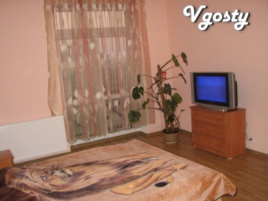 Brand new - Apartments for daily rent from owners - Vgosty