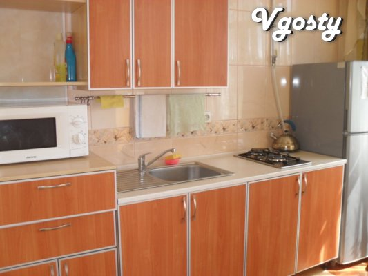 Otlychnaya apartment for rent - Apartments for daily rent from owners - Vgosty