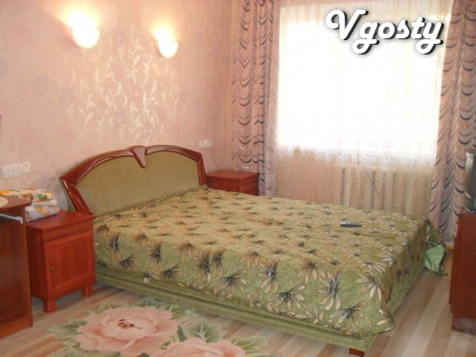 Cozy 1 bedroom. apartment near torh.tsentru Square-Ear - Apartments for daily rent from owners - Vgosty