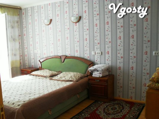 2-room apartment Mykrorayon - Apartments for daily rent from owners - Vgosty