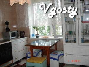 Cozy apartment in Yuzhnoukrainsk - Apartments for daily rent from owners - Vgosty