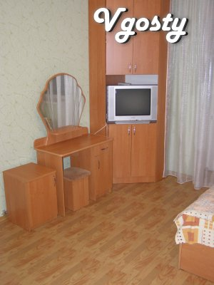 Daily rent apartment for 2 - Apartments for daily rent from owners - Vgosty