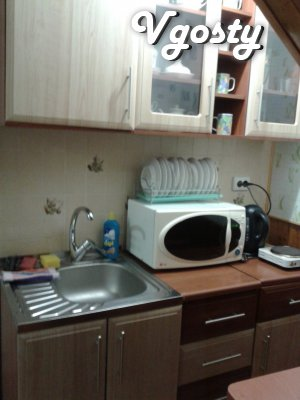 1 bedroom in the center of Yalta - Apartments for daily rent from owners - Vgosty