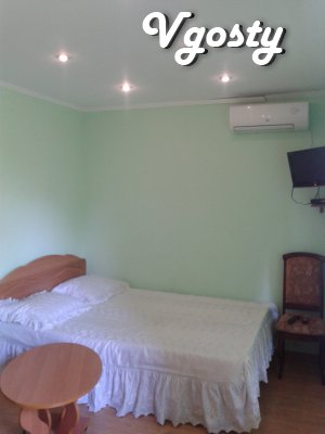 Suites near the sea in the center of Yalta - Apartments for daily rent from owners - Vgosty