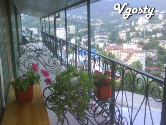 Mini hotel in the center of Yalta! - Apartments for daily rent from owners - Vgosty