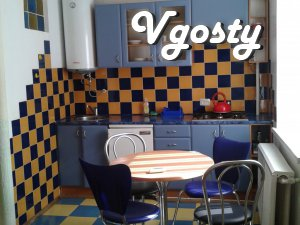 Rent 2 rooms near the seafront of Yalta - Apartments for daily rent from owners - Vgosty