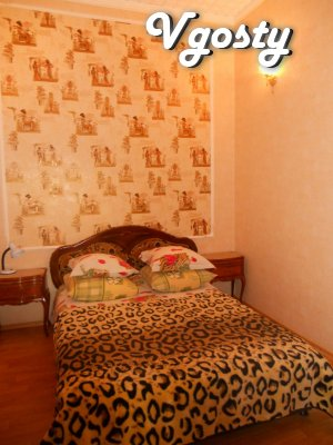 2-bedroom Apartment on the seafront of Yalta - Apartments for daily rent from owners - Vgosty
