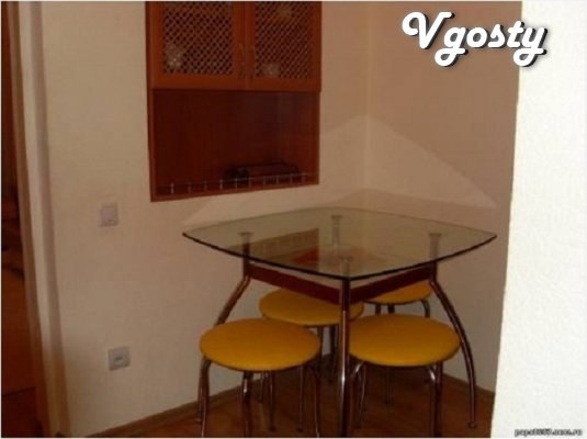 1 r apartment in Yalta, the center - Apartments for daily rent from owners - Vgosty