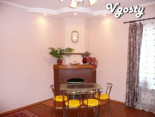 2 to the square, Suite 5 minutes from the sea - Apartments for daily rent from owners - Vgosty