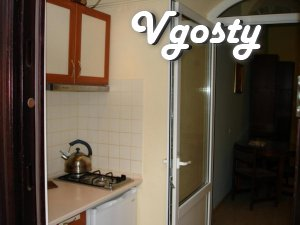 Near the waterfront from owner - Apartments for daily rent from owners - Vgosty