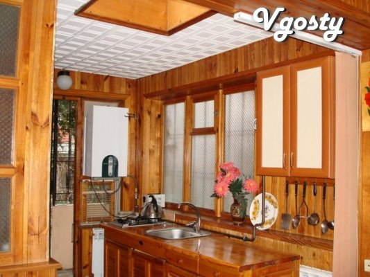 Apartment in the center of Yalta from the owner - Apartments for daily rent from owners - Vgosty