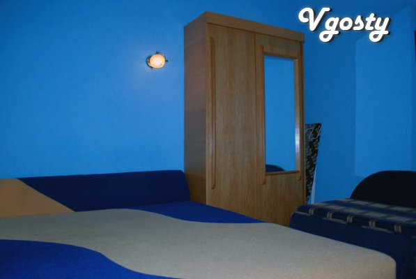 Yalta. center, near the sea rent. studio apartment for 2-3 pax - Apartments for daily rent from owners - Vgosty