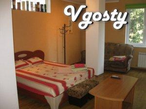 здам апартаменти в приватному будинку - Квартири подобово без посередників - Vgosty