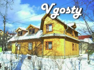 'My grandfather Victor' - rest in Yaremche - Apartments for daily rent from owners - Vgosty