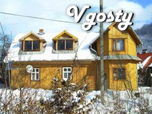 housing in Yaremche - Apartments for daily rent from owners - Vgosty