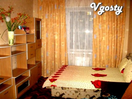 APARTMENT, hourly, daily m.KPI - Apartments for daily rent from owners - Vgosty