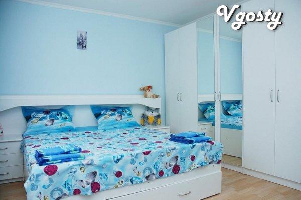 Serviced apartment m Levoberezhnaya - Apartments for daily rent from owners - Vgosty