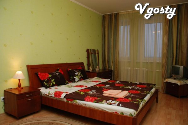 Rent an apartment for rent st. m.Levoberezhn - Apartments for daily rent from owners - Vgosty