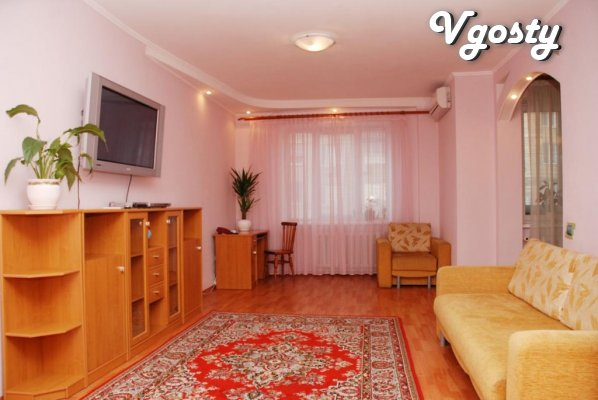 Apartment m Levoberezhnaya - Apartments for daily rent from owners - Vgosty