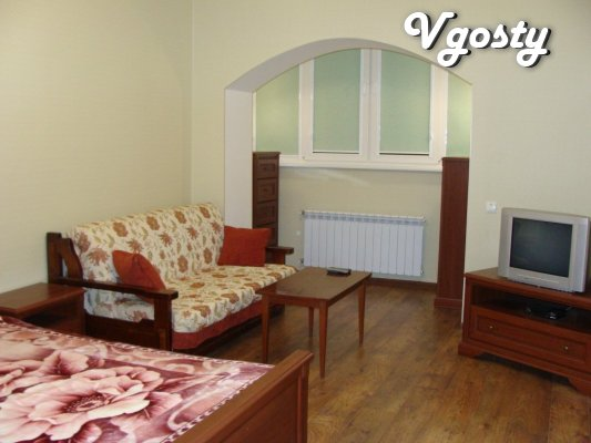 Euro apartment in Irpen - Apartments for daily rent from owners - Vgosty